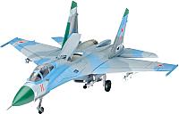 Сборная модель Revell Многоцелевой советский истребитель Су-27 Flanker 1:144 / 03948 -