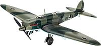 Сборная модель Revell Разведчик-бомбардировщик Heinkel He70 F-2 1:72 / 03962 -