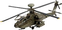 Сборная модель Revell Американский вертолет AH-64D Longbow Apache 1:144 / 04046 -