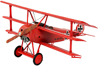 Сборная модель Revell Немецкий самолет Fokker Dr. 1 Triplane 1:72 / 04116 -