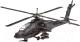 Сборная модель Revell Американский ударный вертолет AH-64A Apache 1:100 / 04985 -