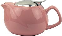 Заварочный чайник Viking JH10010-A7 (розовый) -