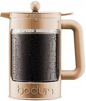 Френч-пресс Bodum Ice Bean / K11683-945S-Y17 (кремовый) -