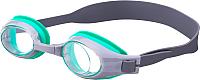 Очки для плавания LongSail Kids Spot L041343 (серый/мятный) -