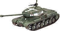 Сборная модель Revell Советский тяжелый танк ИС-2 1:72 / 03269 -