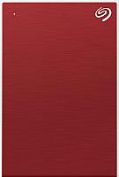 Внешний жесткий диск Seagate Backup Plus Slim Red 1TB (STHN1000403) -