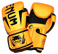 Боксерские перчатки No Brand ZTQ-116-6 (желтый) -