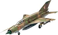 Сборная модель Revell Истребитель МиГ-21СМТ 1:48 / 03915 -