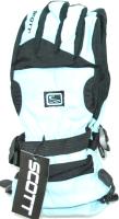 Перчатки лыжные No Brand JSD-040 (белый) -