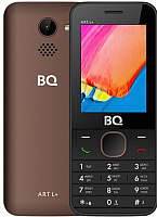Мобильный телефон BQ ART L+ BQ-2438 (коричневый) -