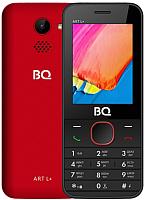Мобильный телефон BQ ART L+ BQ-2438 (красный) -