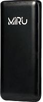 Портативное зарядное устройство Miru LP-1036A/5020+ СЗУ (черный) -