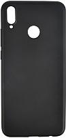 Чехол-накладка Case Deep Matte для Honor 8X (черный) -