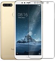 Защитное стекло для телефона Case Tempered Glass для Y5 Prime (2018)/Honor 7A (глянец) -