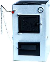 Твердотопливный котел Сибирь КВО 15 ТПЭ (универсальный) -