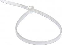 Стяжка для кабеля Rexant 07-0400 (100шт, белый) -
