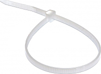 Стяжка для кабеля Rexant 07-0500 (100шт, белый) -