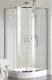 Душевой уголок Bravat Drop 80x100 / BS1080.1200AL -