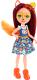 Кукла с аксессуарами Mattel Лисичка Фелисити с питомцем / FXM71 -