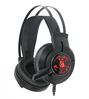 Наушники-гарнитура A4Tech Bloody G430 (черный) -