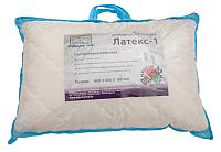 Ортопедическая подушка Фабрика сна Латекс-1 (40x60) -