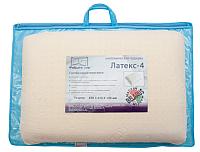 Ортопедическая подушка Фабрика сна Латекс-4 (47x67) -