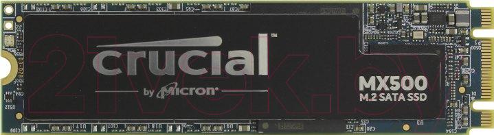 Купить SSD диск Crucial, MX500 500GB (CT500MX500SSD4N), Китай