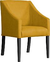 Кресло мягкое Atreve Cube (медовый BL68/черный) -