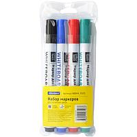 Набор маркеров OfficeSpace WBM4_9503 (4 цвета) -