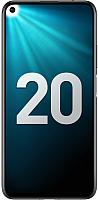 Смартфон Honor 20 6GB/128GB (полночный черный) -
