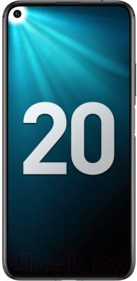 Смартфон Honor 20 6GB/128GB Midnight Black