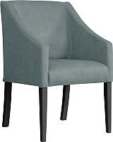 Кресло мягкое Atreve Cube (серый BL14/черный) -