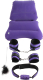 БДСМ-набор Pipedream Purple Pleasure Bondage Set / 21248 -
