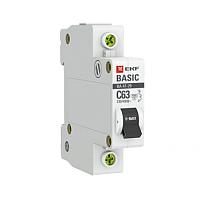 Выключатель автоматический EKF ВА 47-29 1P 10А (С) 4.5кА / mcb4729-1-10C -