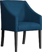 Кресло мягкое Atreve Cube (синий BL86/черный) -