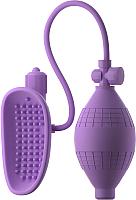 Стимулятор Pipedream Sensual Pump-Her / 86036 (сиреневый) -