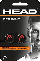 Виброгаситель для теннисной ракетки Head Pro Damp / 285515-BK (черный) -