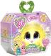 Мягкая игрушка FuR Balls Пушистик-потеряшка / FUR635B (цветочный кролик) -
