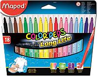 Фломастеры Maped Color Peps (18шт) -