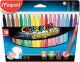 Набор фломастеров Maped Color Peps (18шт) -
