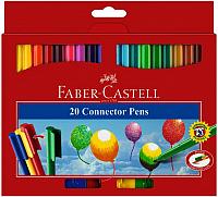 Набор фломастеров Faber Castell 979688 (20шт) -