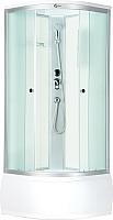 Душевая кабина Saniteco SN-8001W (100x100) -