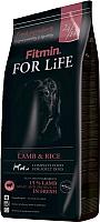 Корм для собак Fitmin For Life Lamb & Rice (20кг) -