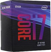 Процессор Intel Core i7-9700 Box v2 -