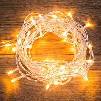 Светодиодная гирлянда Neon-Night Твинкл Лайт 303-196 (15м, теплый белый) -