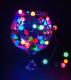 Светодиодная гирлянда Neon-Night Мультишарики 303-509-6 (10м, мультиколор) -