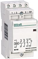 Контактор Schneider Electric DEKraft 18067DEK -