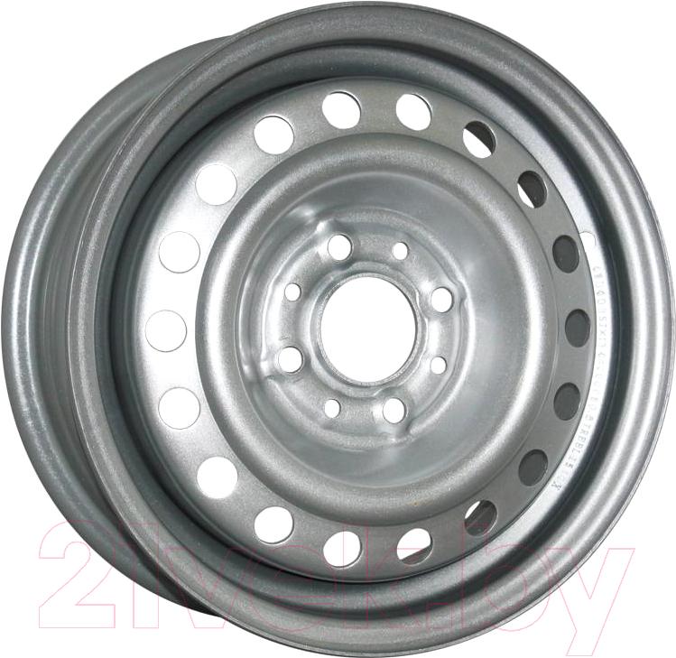 Купить Штампованный диск Arrivo, AR031 14x5.5 4x108мм DIA 65.1мм ET 27мм Silver, Китай