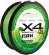 Леска плетеная Mistrall Shiro Bl Green 0.15мм 150м / ZM-3420015 -