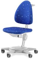 Кресло растущее Moll Maximo Motiv (серый/галактика) -